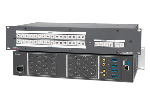 Extron DXP HD 4K Series